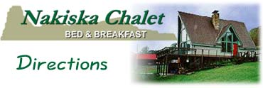 Nakiska Chalet Bed and Breakfast